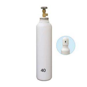 کپسول اکسیژن 40 لیتری