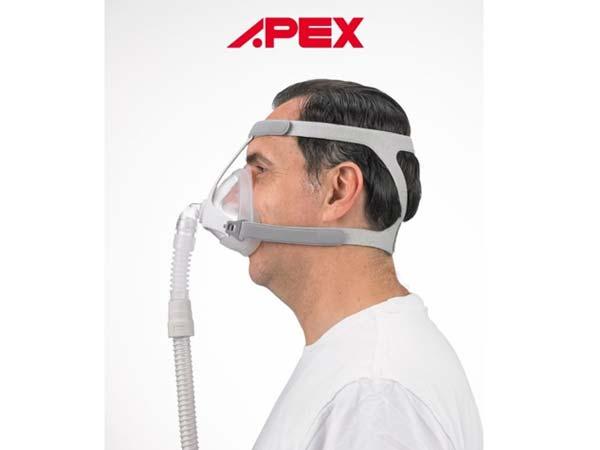ماسک سی پپ و بای پپ Apex مدل Wizard 320
